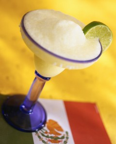 Margarita on Flag of Mexico