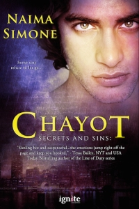 Chayot Book Cover