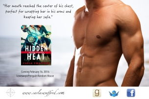 Hidden Heat Facebook ad