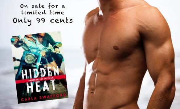 Hidden Heat Facebook ad
