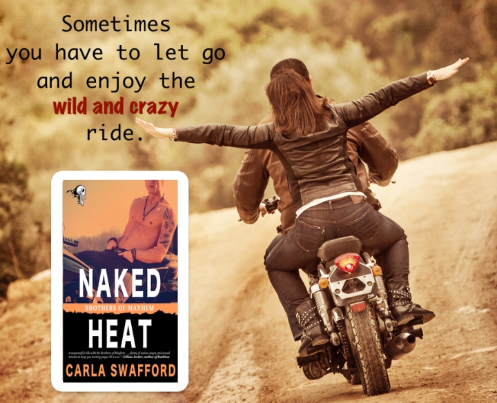 FB ad For NAKED HEAT