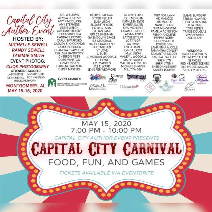 cap city event